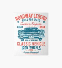 Cars | Classic Cars | Vintage Cars | American Muscle | American Cars Art Board