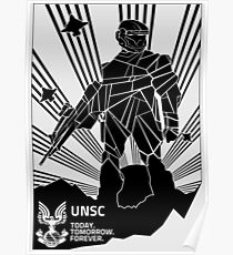 Halo - UNSC Propaganda Poster