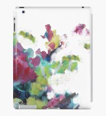 Blumig iPad-Hülle & Klebefolie