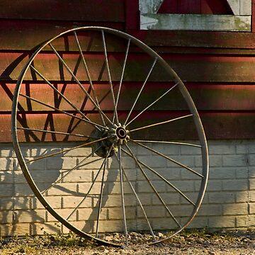 Wagon Wheel by sherryk