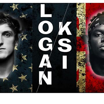 Logan Paul VS KSI You-Tube Boxing Match by LoVckiee