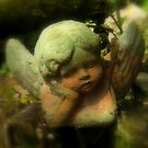 Angel In The Garden ~ Part One by artisandelimage