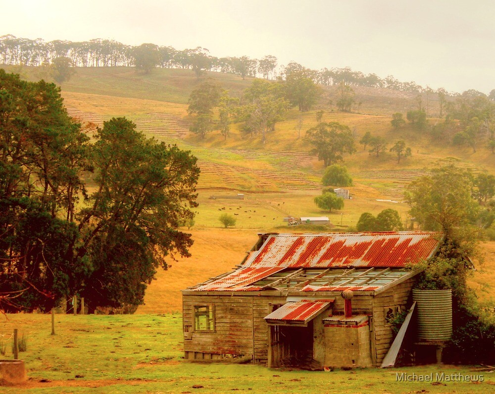 Country Charm .. Gippsland by Michael Matthews