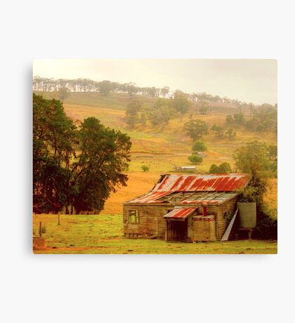 Country Charm .. Gippsland Canvas Print