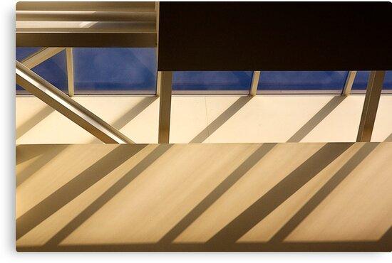 Shadow Slants by Sue  Cullumber