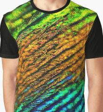 Birds of a Feather - Super Macro Graphic T-Shirt