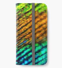 Birds of a Feather - Super Macro iPhone Wallet/Case/Skin