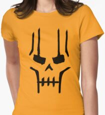Necron Womens Fitted T-Shirt