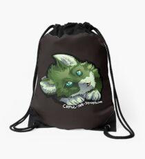 Ferrin Pup Drawstring Bag