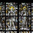 The Saints by Rowan  Lewgalon