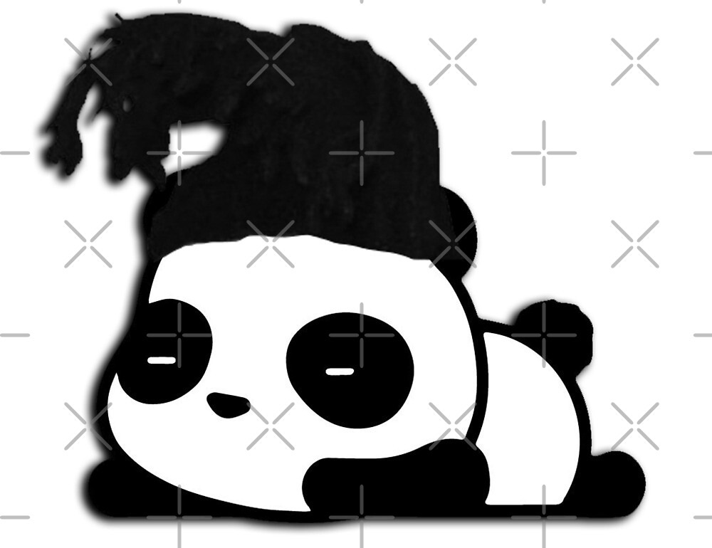The Weeknd Panda by jakemurray21