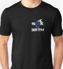 Sox On 35th - Blackout Edition Unisex T-Shirt