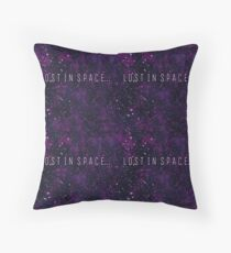 Lost in Space Floor Pillow