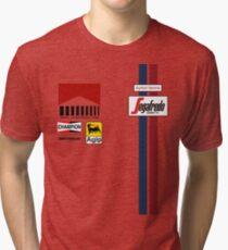 Vintage F1 Tri-blend T-Shirt