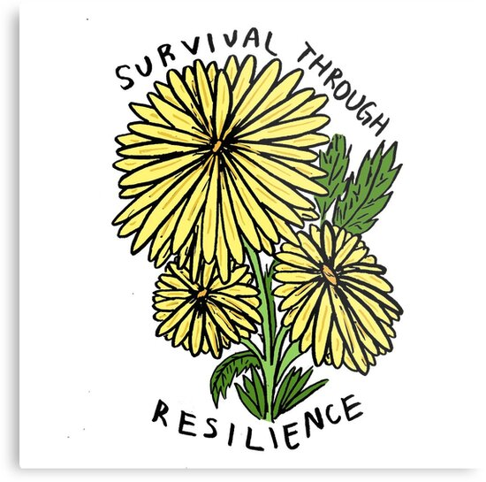 Survival Through Resilience by aristhought