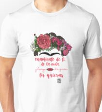 Fall in love with yourself, with life and after whoever you want Unisex T-Shirt