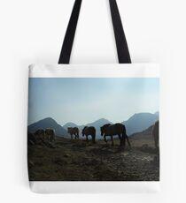 Rum Ponies Tote Bag