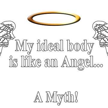 Body of an Angel by ianablakeman