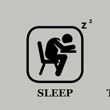 Eat Sleep Trombone by lolworld