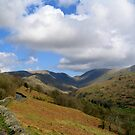 Eastern Fells Cumbria by mikebov