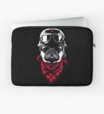 Adventurer Pug Laptop Sleeve
