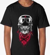 Adventurer Cat Long T-Shirt