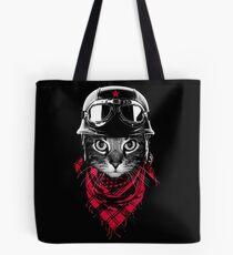 Adventurer Cat Tote Bag