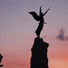 Russalka statue in Tallinn by loiteke
