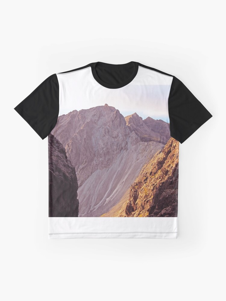 Alternate view of From The Great Stone Chute Graphic T-Shirt