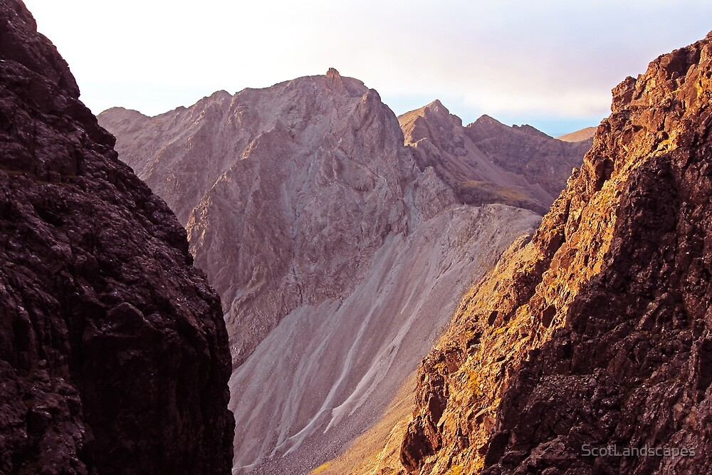From The Great Stone Chute by ScotLandscapes