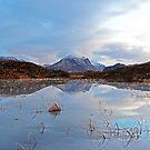 Marsco Reflections by ScotLandscapes