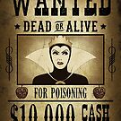 WANTED - for poisoning by SwanStarDesigns