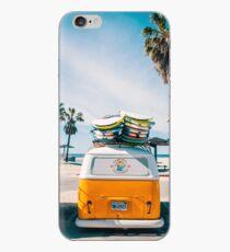 Combi van surfen iPhone-Hülle & Cover