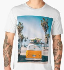 Combi van surf Men's Premium T-Shirt