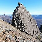 The Inaccessible Pinnacle, Sgurr Dearg by ScotLandscapes