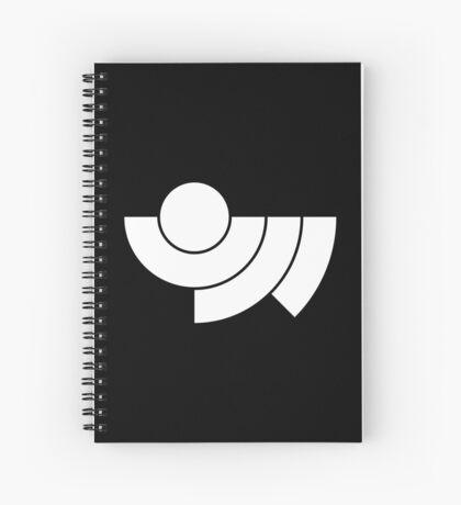 TAU Spiral Notebook