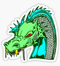 Japanese Dragon - Tatsu Sticker