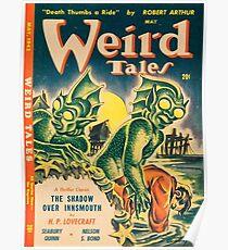 Weird Tales Poster