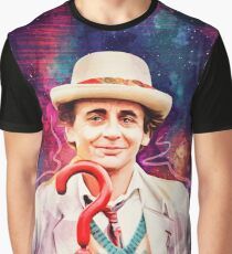 Seventh Doctor Graphic T-Shirt