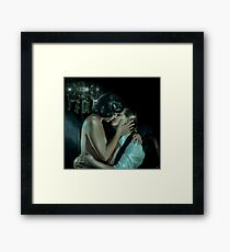Breathe Me Framed Print