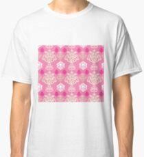 Multicoloured Damask Two Classic T-Shirt