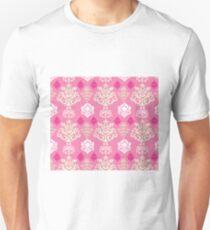 Multicoloured Damask Two Unisex T-Shirt
