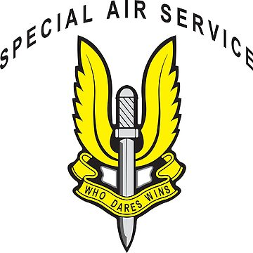 Special Air Service 0624201801 by 5thcolumn