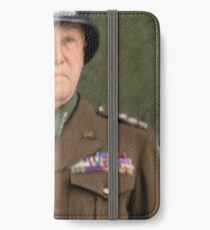 General George Patton iPhone Wallet/Case/Skin