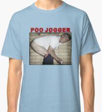 poo jogger Classic T-Shirt