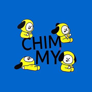BT21 Chimmy by nurfzr