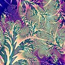 Tropical Forest by Julie Shortridge