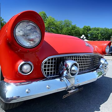 1955 Ford Thunderbird  by mal-photography