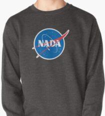 #NADA Flat Earth Parody Logo Pullover