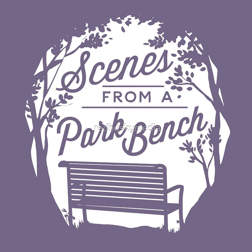 Scenes From a Park Bench by redhuskymedia